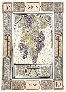 Vine-Muin oracle card