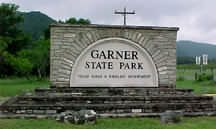 Garner State Park on the Frio River near Leakey Texas (pronounced Lake-y)