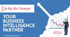 My Biz Catalyst - Your Business Intelligence Partner Marketing Automation, Marketing Tools, Increase Sales, Business Intelligence, Target Audience, Creating A Brand, Lead Generation, Success, Amazing