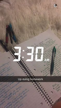 ❁ love studying in very early hours of morning, very relaxing time❁