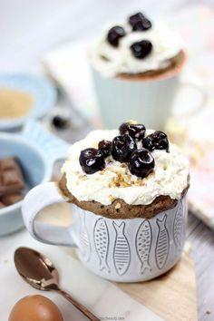 Die 53 Besten Bilder Von Tassen Kuchen Mug Cake Kuchen Im Glas