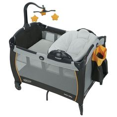 Graco/perfect to keep at grannie's house better make that 3