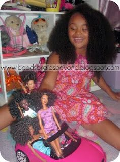 Do It Yourself- Natural Hair Dolls! | Curly Nikki | Natural Hair Styles and Curly Hair Care