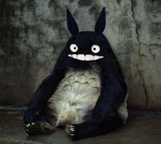 A Different Look of Ghibli Characters in Real Life.