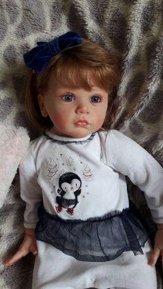 REBORN BABY DOLL toddler  Mattia by   Gudrun Legler   Dolls & Bears, Dolls, Reborn   eBay!
