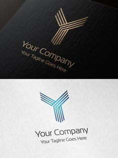 Letter Y Logo. Logo Y, Logo Word, App Logo, Letter Logo, Logo Design Love, Luxury Logo Design, Signage Design, Logo Design Inspiration, Initials Logo