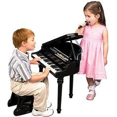 Little Virtuoso Dance Hall Piano..for the girls!!