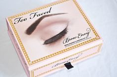 make-up-my-day: Too Faced Brow Envy