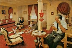EYE CANDY: National Geographic Aug '63 [Part2] - Imagineering Disney -