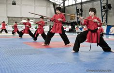 Martial Arts kids by AchioPhoto, via Flickr