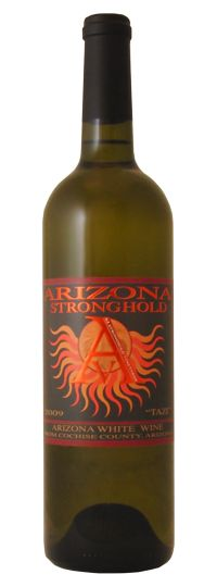 Arizona Stronghold 'Tazi' White wine blend. $39   Click the image for a full review