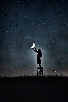Image about girl in Dreamer by JN on We Heart It – Galaxy Art Night Sky Wallpaper, Scenery Wallpaper, Painting Wallpaper, Cute Wallpaper Backgrounds, Pretty Wallpapers, Galaxy Wallpaper, Nature Wallpaper, Cartoon Wallpaper, Beautiful Wallpaper