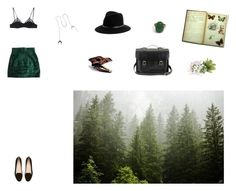 """""""."""" by aliceingothland ❤ liked on Polyvore featuring ...Lost, Rebecca Minkoff, Balmain, La Perla, Witchery, rag & bone and Dr. Martens"""