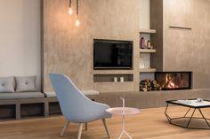 A Scandinavian Inspired Apartment In Trikala Greece