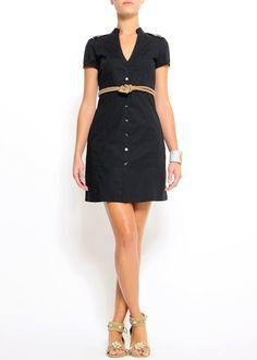 cant wait to style this versatile shirt dress