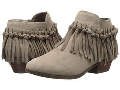 650d9fe04 Sam Edelman Kids Petty Zoe (Little Kid Big Kid) Girl s Shoes Taupe