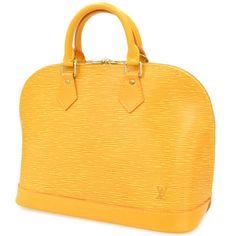 Authentic-Louis-Vuitton-Epi-Alma-Handbag-Purse-Tassilli-Yellow-M52149-GR-1684698
