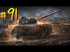 World of Tanks Blitz - прохождение дилетанта №91