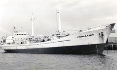 PERLA FRIO Eigenaar M. Rimon, Willemstad, Nederlandse Antillen Manager Friomar Shipping N.V. http://vervlogentijden.blogspot.nl/2016/02/elke-dag-een-nederlands-schip-uit-het_21.html