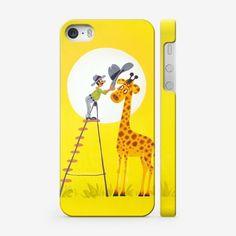 Чехол iPhone Шляпа для жирафа, Автор: Мария Куркова, Цена: 1000 р.