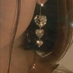 Bling Bling, Diamond Earrings, Pearl Earrings, Drop Earrings, Cute Jewelry, Jewelry Accessories, Bold Jewelry, Trendy Jewelry, Summer Jewelry