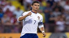 Cristiano Ronaldo is the best player in the world