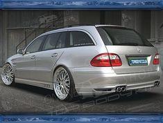 Mercedes E-class Estate Body kit Porsche, Audi, Triumph Motorcycles, Mercedes E Class Estate, E63 Amg Wagon, Ducati, Mopar, Motocross, Mercedes E55 Amg