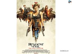 Resident Evil Retribution Wallpapers DezineGuide