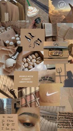 ideas brown aesthetic wallpaper iphone for 2019 Brown Wallpaper, Trendy Wallpaper, Wallpaper S, Cute Wallpapers, Vogue Wallpaper, Screen Wallpaper, Wallpaper Quotes, Brown Aesthetic, Aesthetic Collage
