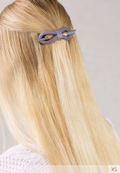 New purple colored genuine Leather 8 ~ Mauve. Create easy and beautiful hairstyles with gorgeous accessories from Lilla Rose.