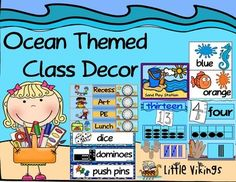 Elementary classroom displays for emergent readers and English learners  to…