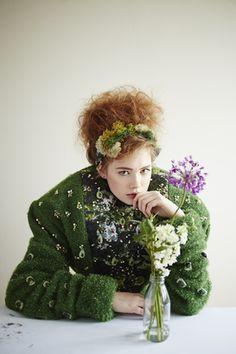 E WHA LIM - BA (Hons) Fashion: Design With Knitwear 2013 Central Saint Martins College of Arts & Design