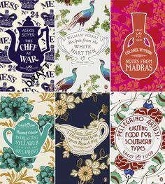 Вдохновение - это воздух, которым мы дышим - Penguin Great Food: судите о книжке по обложке!