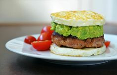 Try this Paleo Sausage Egg McMuffin, and you'll never look at an English muffin the same again!
