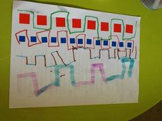 les créneaux - madrassatoun Gross Motor Activities, Kindergarten Activities, Preschool, Reine Art, Nursery Activities, Pre Writing, New Career, Cursive, Fine Motor Skills