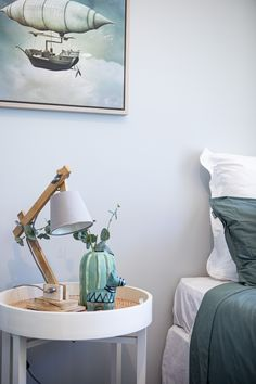 Whether you're adding just a touch of green to your bedroom this teal colour adds harmony to any decorating theme. #showhome #tauposhowhome #house #diningtable #bedroom #interiordesign #kamakaplan #generationhomesnz 4 Bedroom House Plans, Home Bedroom, Bedrooms, Teal Colors, Dining Table, Touch, Colour, Decorating, How To Plan