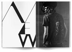 Rated Magazine by Daniel Siim, via Behance