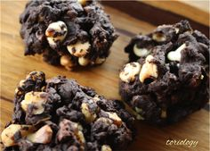 Toriology ~ Chocolate Chunkers Cookies