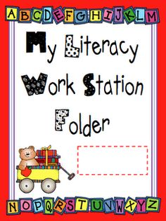 Live, Love, Laugh Everyday in Kindergarten: Debbie Diller Literacy Work Stations Kindergarten Anchor Charts, Kindergarten Projects, Kindergarten Language Arts, Kindergarten Centers, Kindergarten Learning, Classroom Language, Classroom Fun, Preschool, Literacy Work Stations