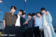 DISPATCH x BTS 5TH ANIVERSARY PARTY