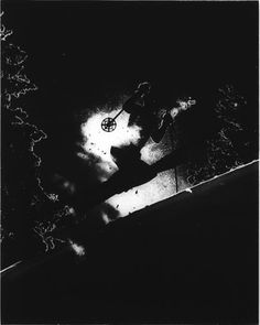 Photographer/Creator  Michael Conversa  Collection  1953  Publisher  San Jose Mercury  Caption/Description  Night picture of someone skiing.