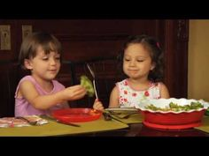 French learning for kids - in the kitchen