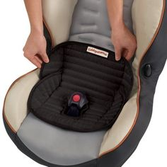 Piddle-proof your car seat and stroller, with our bigger, better PiddlePad! It's larger, softer, and stays in place better, guarding your gear against stains and leaks. Contains diaper blowouts and, later, potty training uh-ohs. With quilted Velboa top, slip-resistant, waterproof base, and absorbent core. Holds more than one cup of fluid. Machine wash. Imported. Award winning: winner of the iParenting Media Award.