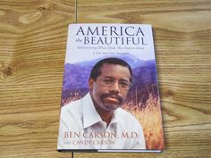 America the Beautiful Ben Carson 2012 Hardcover w/jacket Current Affairs