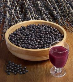 10 Amazing Benefits of Acai Berry Not only does it taste good but the health benefits of this exotic berry are totally off the charts!