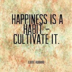 Elbert Hubbard #Quote