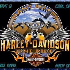 Harleys rule