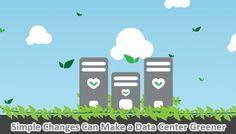 Green Data Center : Maximum energy efficiency with Minimum environmental impact ! #Datacenter, #Cloudcomputing