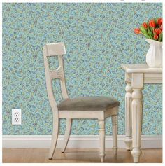 Get RWPattern wallpaper, like this one, over at Spoonflower. http://www.spoonflower.com/designs/2847474?substrate_new=wallpaper  #wallpaper #interiordesign #interiors #decorating #exclusive #spoonflower