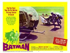 Batman, the Movie, lobby card Batman The Movie 1966, Batman 1966, Batman Robin, Superman, 1960s Tv Shows, The Fairly Oddparents, Burt Ward, Adam West, The Way I Feel
